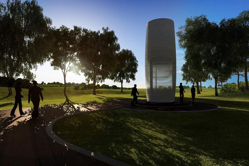 enfos smog free tower